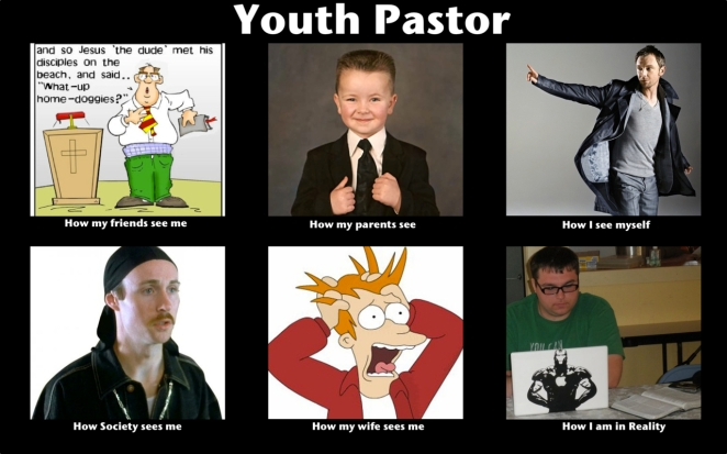Who Am I - Youth Pastor